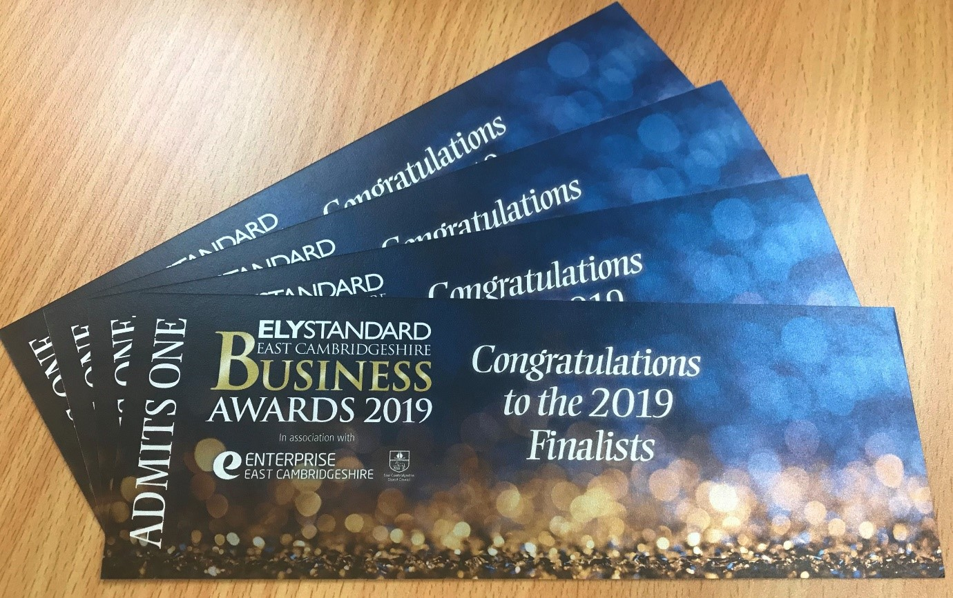 Ely Standard Business Awards Tickets